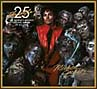 THRILLER:25TH ANNIVERSARY EDITION(ZOMBIE COVER)(DVD付)