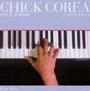 チック・コリア・ソロ・ピアノ~スタンダード