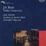 J.S.バッハ/vn協奏曲No. 1,2