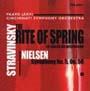 ストラヴィンスキー:バレエ《春の祭典》/ニールセン:交響曲 第5番 作品50