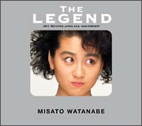 THE LEGEND MISATO WATANABE GOLDEN 80's COLLECTION