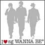 I LOVE sg WANNA BE+(通常盤)