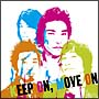 KEEP ON,MOVE ON(通常盤)