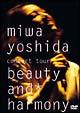 miwa yoshida concert tour beauty and hermony