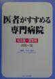 医者がすすめる専門病院 名古屋・愛知県版 2