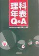理科年表Q&A