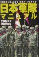 日本の軍隊マニュアル 帝国陸軍と陸上自衛隊『戦闘力』の比較検証!