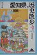 愛知県の歴史散歩(上) 尾張