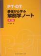 PT・OT基礎から学ぶ解剖学ノート