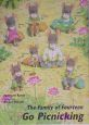 The family of fourteen go picnicking 英語版