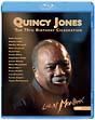 <クインシー・ジョーンズ>セレブレーション・アット・モントルー 2008