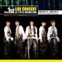 1ST LIVE CONCERT ALBUM RISING SUN(2CD)