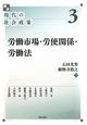 労働市場・労使関係・労働法 講座・現代の社会政策3
