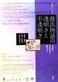 源氏物語の透明さと不透明さ 場面・和歌・語り・時間の分析を通して 2008年パ