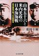山本五十六と米内光政の日本海海戦 若き提督が戦った日露戦争