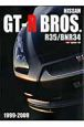 NISSAN GT-R BROS R35/BNR34 1999-2009