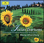 イタリア・オペラ序曲集