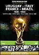 FIFAワールドカップ ウルグアイ/イタリア/フランス/ブラジル 1930-1950