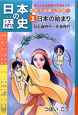 日本の歴史 きのうのあしたは・・・・・・ 日本の始まり 旧石器時代~奈良時代 (1)