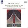 モーツァルト:ヴァイオリンとヴィオラのための協奏交響曲/ヴァイオリン協奏曲第3番