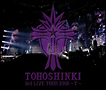 TOHOSHINKI LIVE CD COLLECTION 〜T〜