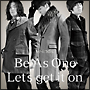 Be As One/Let's get it on(通常盤)