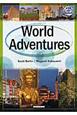 World Adventures DVD付き DVDで学ぶ世界の文化と英語