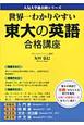 世界一わかりやすい 東大の英語 合格講座 人気大学過去問シリーズ