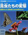 昆虫たちの変態 成長のたびに姿を変えるのは何のため?