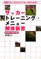 サッカートレーニング・メニュー解体新書 練習のフォーカスポイントが一目でわかる!