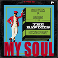 THE BAWDIES:THIS IS MY SOUL CD付
