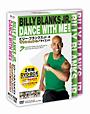 """ビリー・ブランクスJr.の""""ダンス・ウィズ・ミー""""ダイエット 2枚組DVD-BOX"""