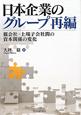 日本企業のグループ再編 親会社-上場子会社間の資本関係の変化