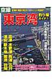 空撮 東京湾 釣り場ガイド 富津岬→隅田川河口の100ポイント完全紹介!(1)