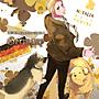 ヘタリアキャラクターCD Vol.2 ドイツ(CV:安元洋貴)
