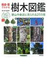 樹皮・葉でわかる 樹木図鑑 野山や身近に見られる255種