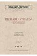 R.シュトラウス/メタモルフォーゼン 23の独奏弦楽器のための習作