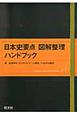 日本史要点 図解整理ハンドブック