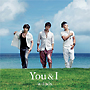 YOU & I(通常盤A)