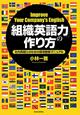「組織英語力」の作り方 社内英語化のための環境整備マニュアル