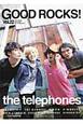 GOOD ROCKS! The telephones GOOD MUSIC CULTURE MAGAZI(22)