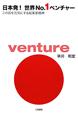 日本発!世界No.1ベンチャー この国を元気にする起業家精神