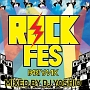 ROCK FES PARTY MIX! mixed by DJ YOSHIO