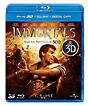 インモータルズ -神々の戦い- 3D&2Dブルーレイ+デジタルコピー