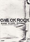 ONE OK ROCK/BAND SCORE BOOK