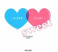 LOVERS'DIARY sweet ふたりのLOVEの365問