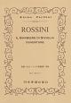 ロッシーニ 歌劇《セビーリャの理髪師》序曲