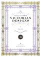 ヴィクトリアン素材集 DVD付 アンティーク装飾パーツ&フレーム