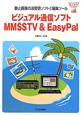 ビジュアル通信ソフト MMSSTV&EasyPal 静止画像の送受信ソフトと編集ツール