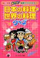 日本の料理・世界の料理クイズ 脳に栄養 めざせ!食育クイズマスター